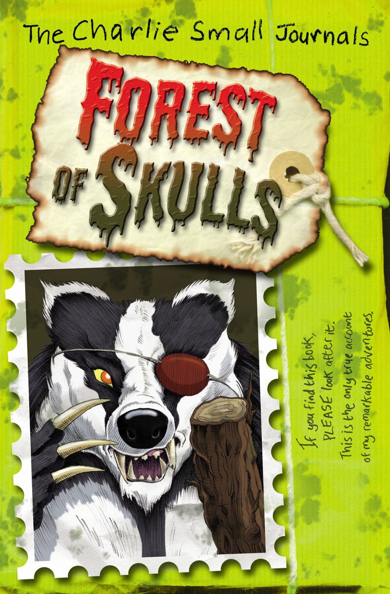 Charlie Small: Forest of Skulls charlie small the mummy s tomb