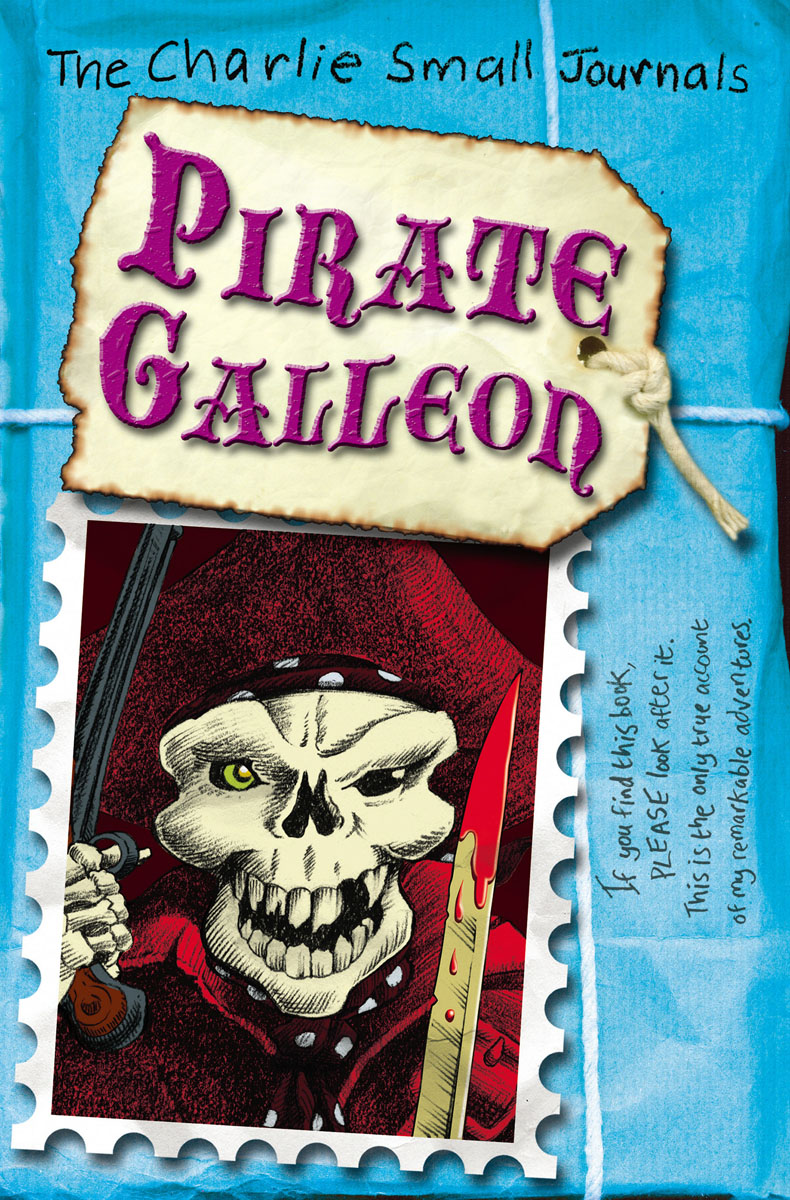 Charlie Small: Pirate Galleon found in brooklyn