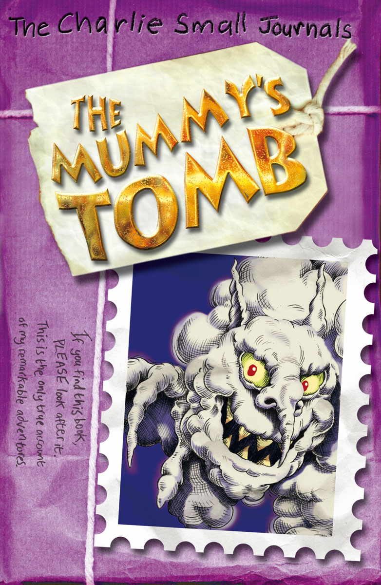 Charlie Small: The Mummy's Tomb charlie small the mummy s tomb