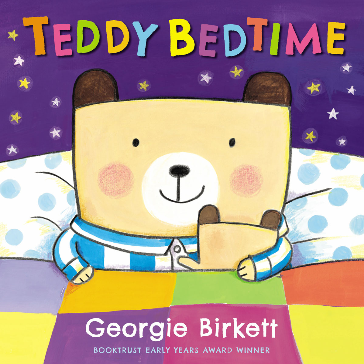 Teddy Bedtime teddy mars book 2 almost a winner