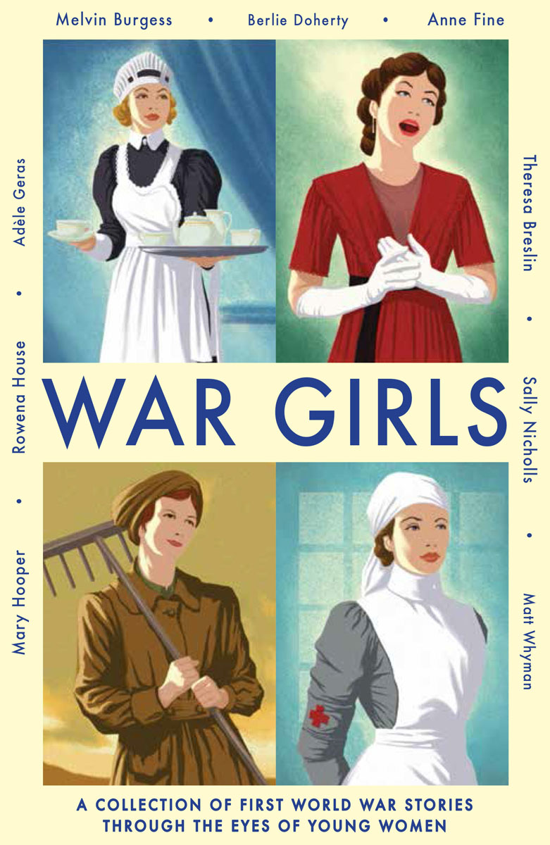 War Girls war and women