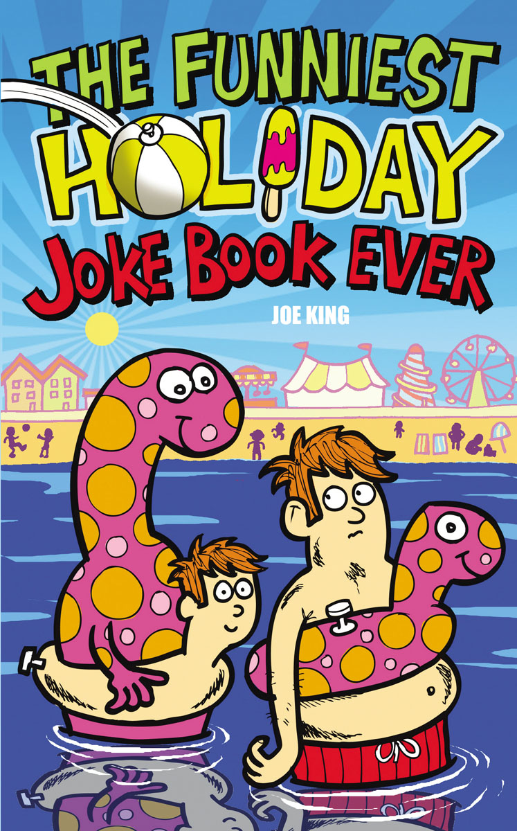 The Funniest Holiday Joke Book Ever the funniest christmas joke book ever