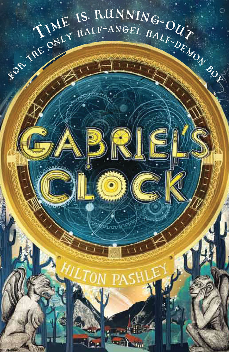 Gabriel's Clock between heaven and hell