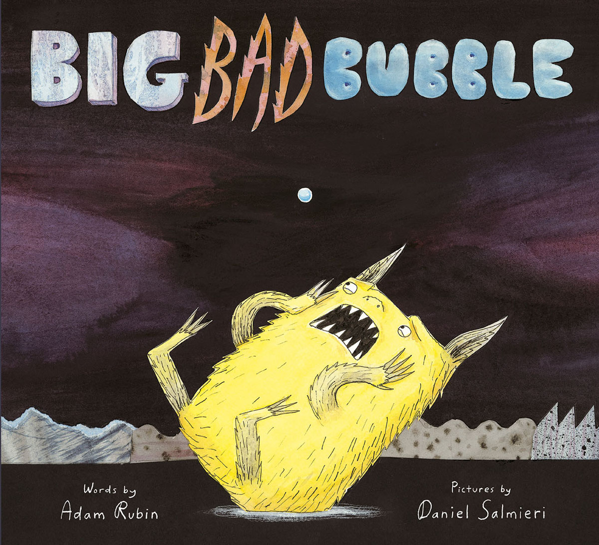 Big Bad Bubble monsters of folk monsters of folk monsters of folk