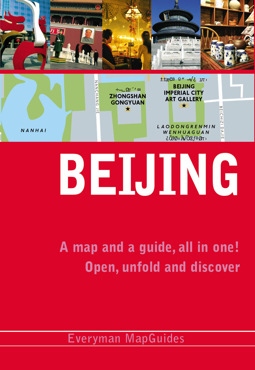 Beijing Everyman Mapguide everyman amsterdam everyman map guide