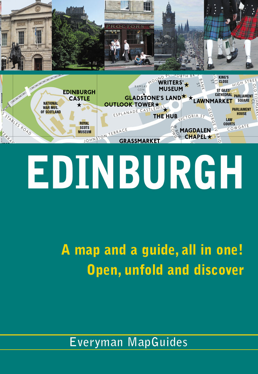 Edinburgh Everyman Guide everyman amsterdam everyman map guide