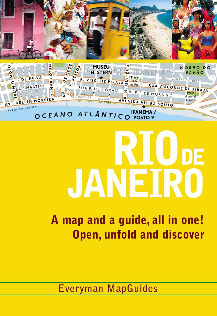 Rio De Janeiro Everyman Mapguide péricles rio de janeiro