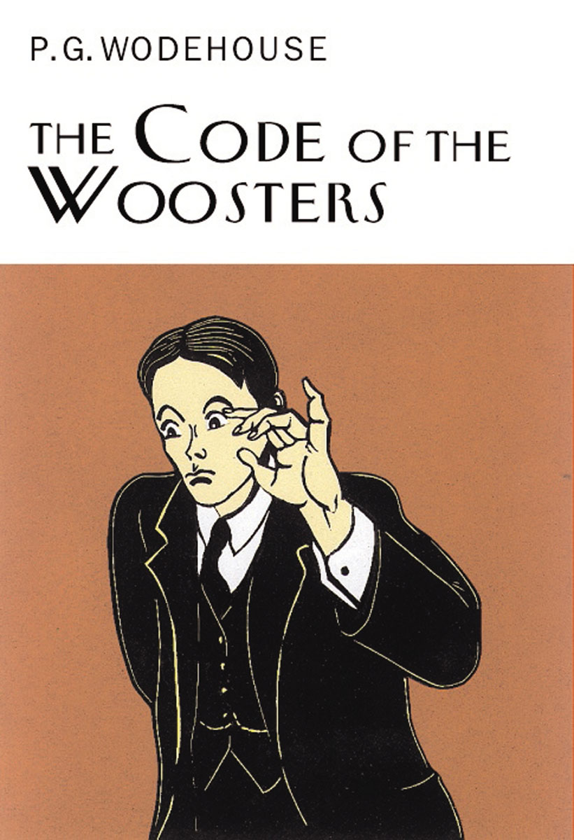 The Code Of The Woosters doyle a c the hound of the baskervilles