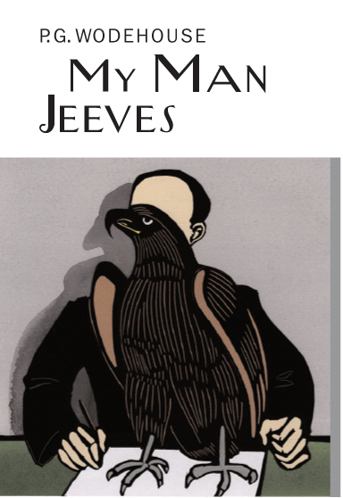 My Man Jeeves  HB right ho jeeves