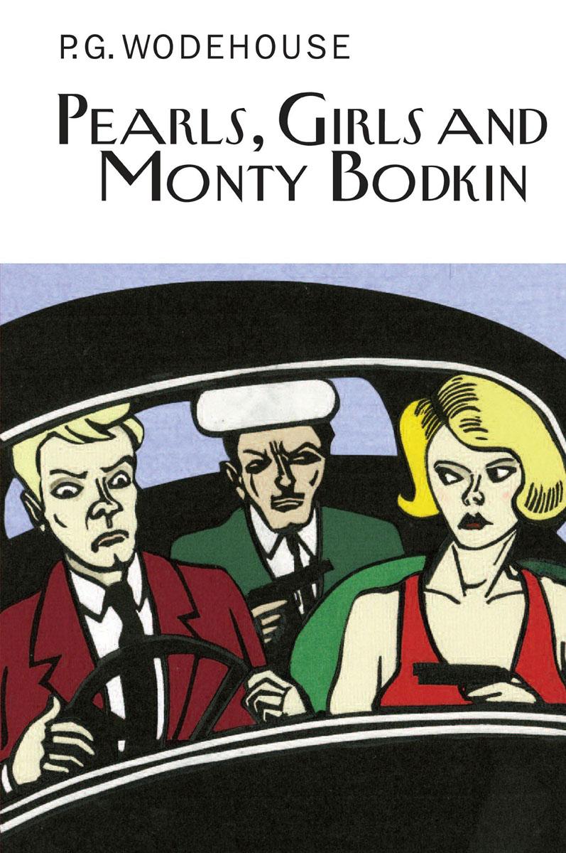 Pearls, Girls and Monty Bodkin merc london шарф monty