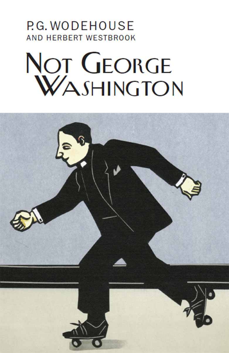 Not George Washington wells herbert george the first in the moon