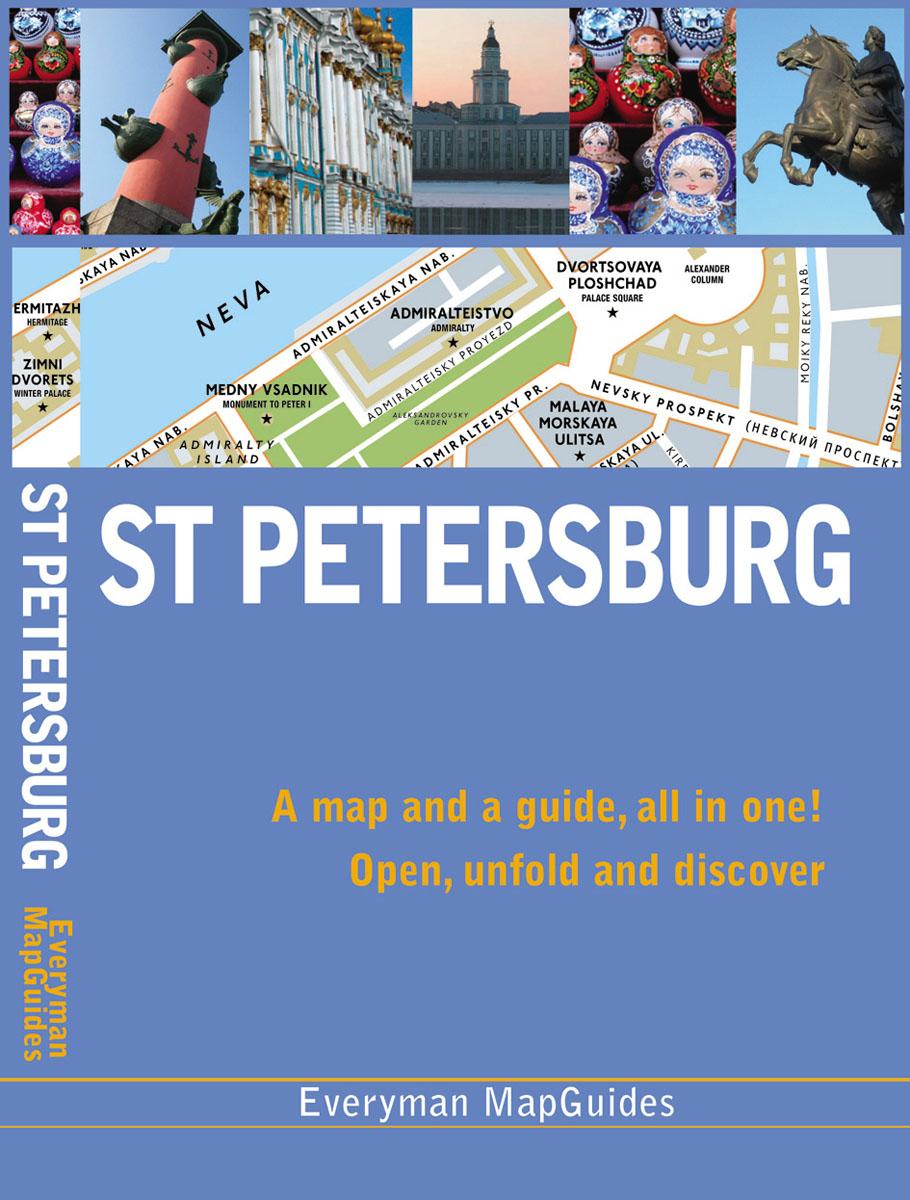 St Petersburg Citymap Guide