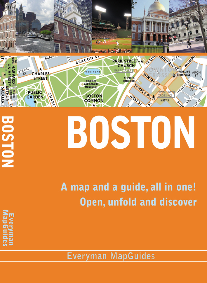 Boston Everyman Mapguide everyman amsterdam everyman map guide