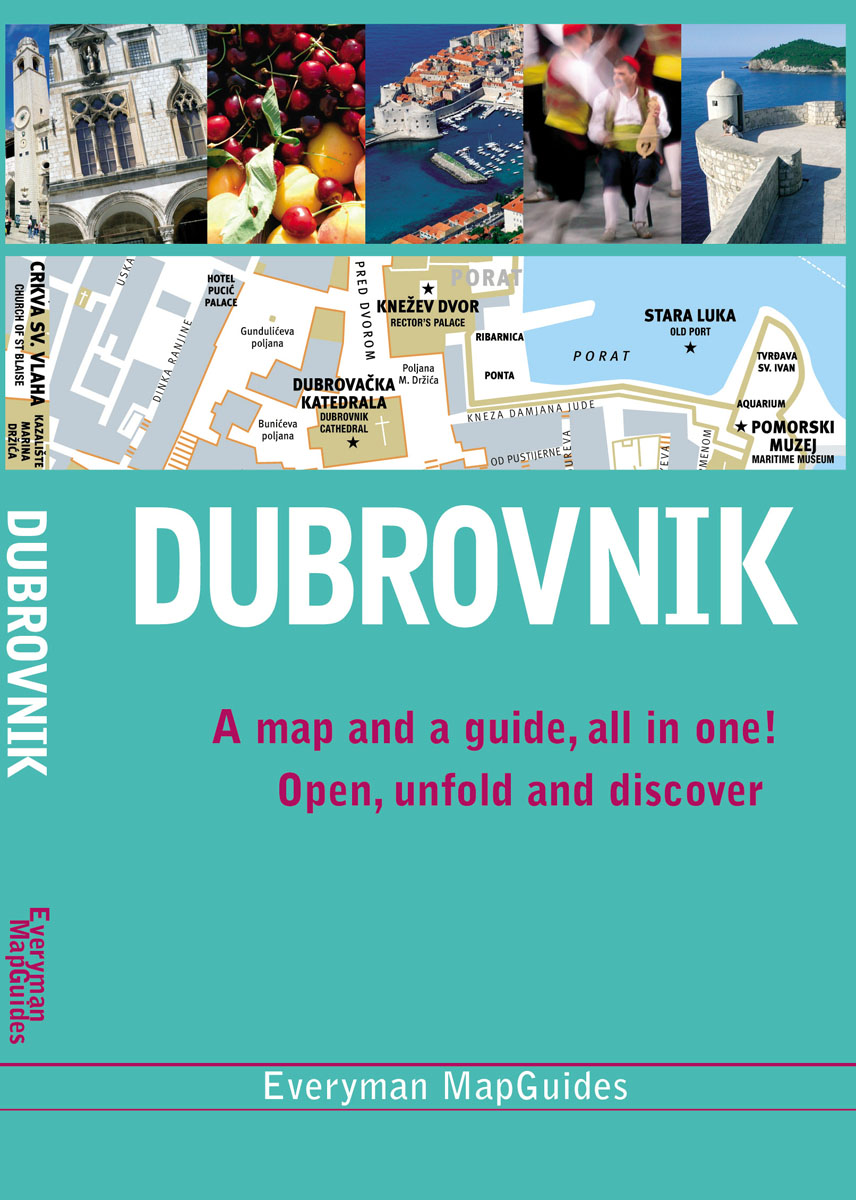 Dubrovnik Everyman Mapguide everyman amsterdam everyman map guide