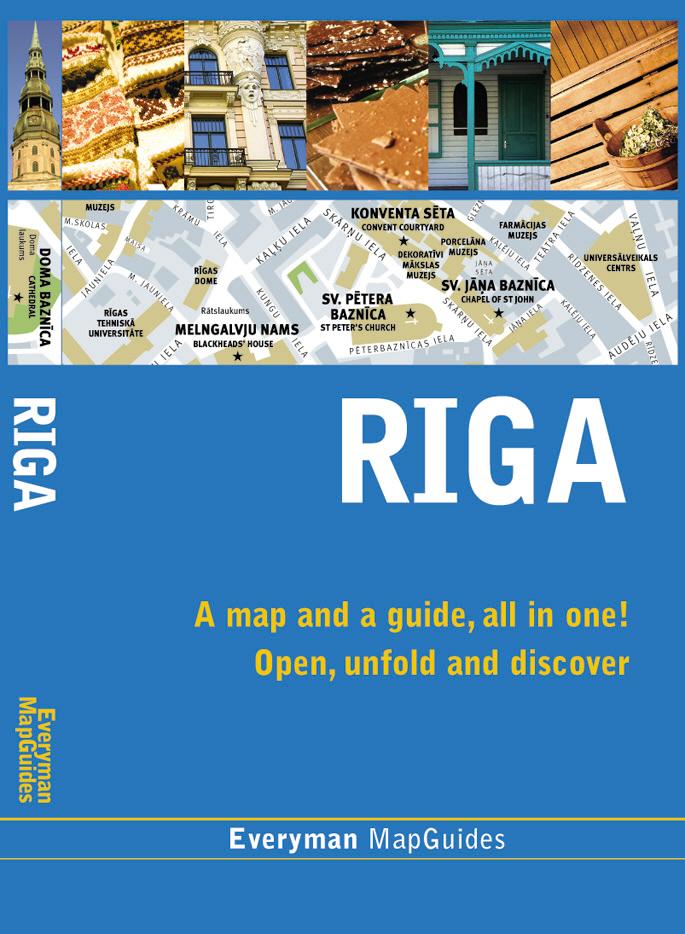 Riga Everyman Mapguide nina riga одежда