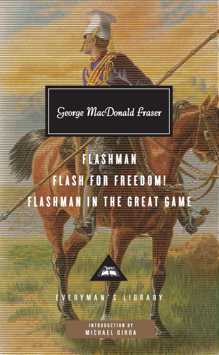 Flashman chris wormell george and the dragon