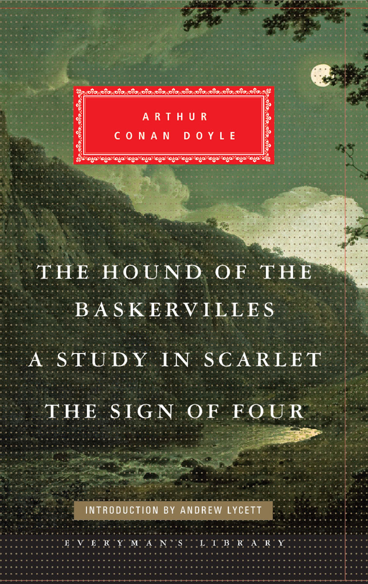 The Hound of the Baskervilles, Study in Scarlet, The Sign of Four the scarlet letter
