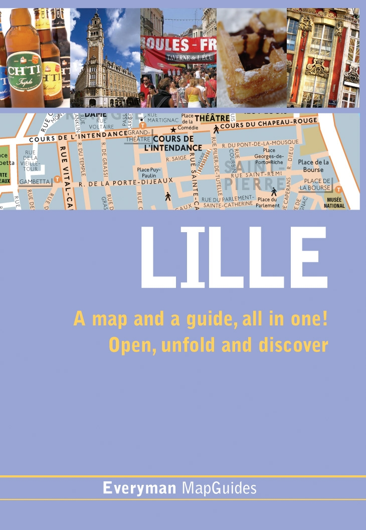Lille Everyman Mapguide everyman amsterdam everyman map guide