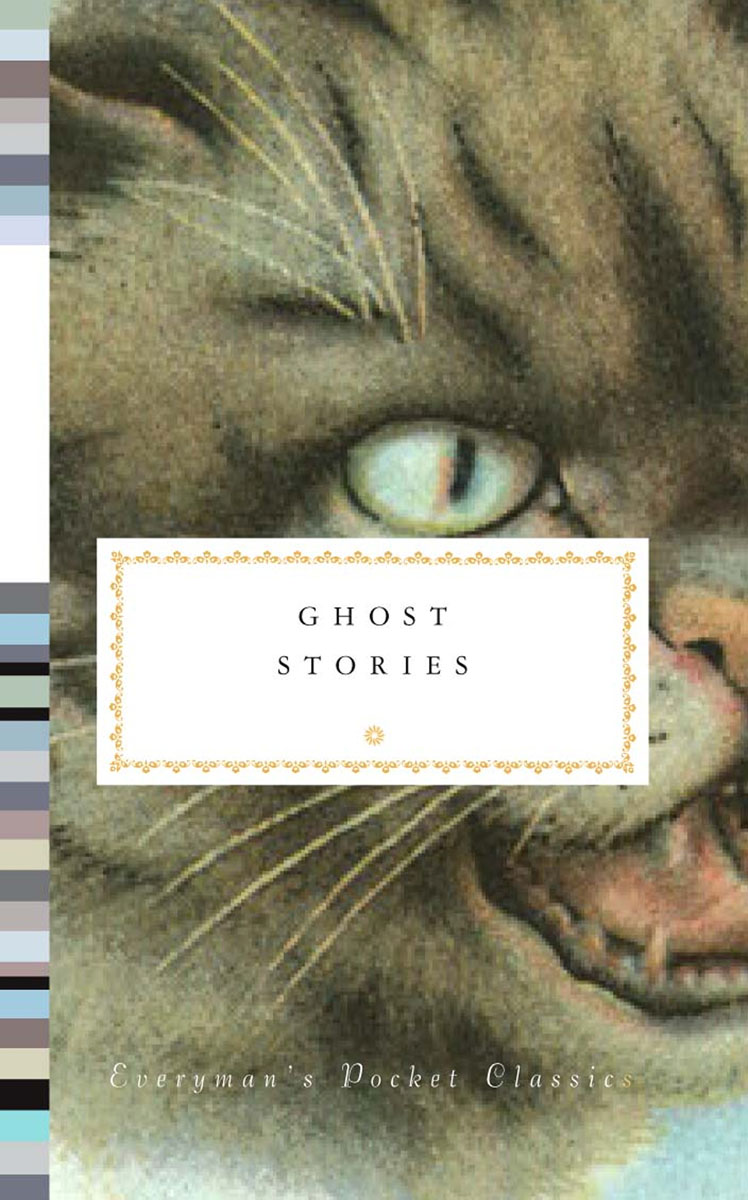 Ghost Stories illustrated ghost stories