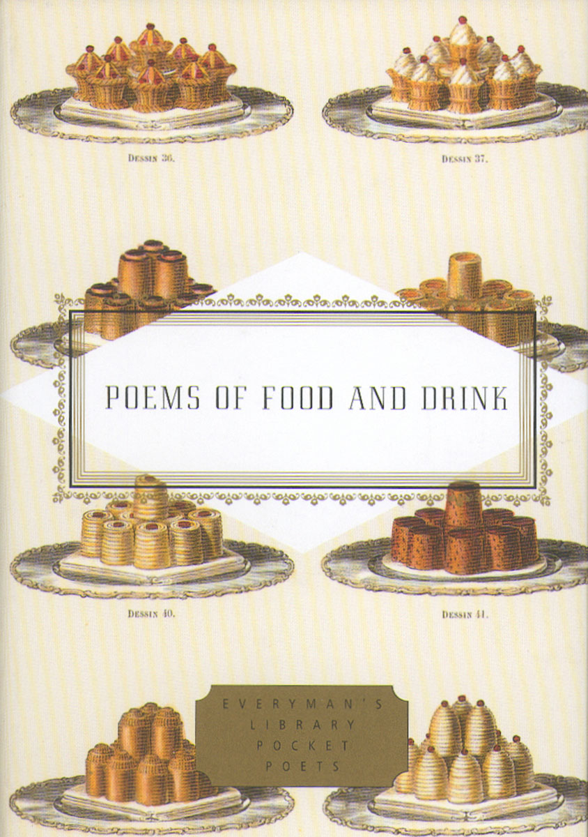 Poems Of Food And Drink bosh and flapdoodle – poems