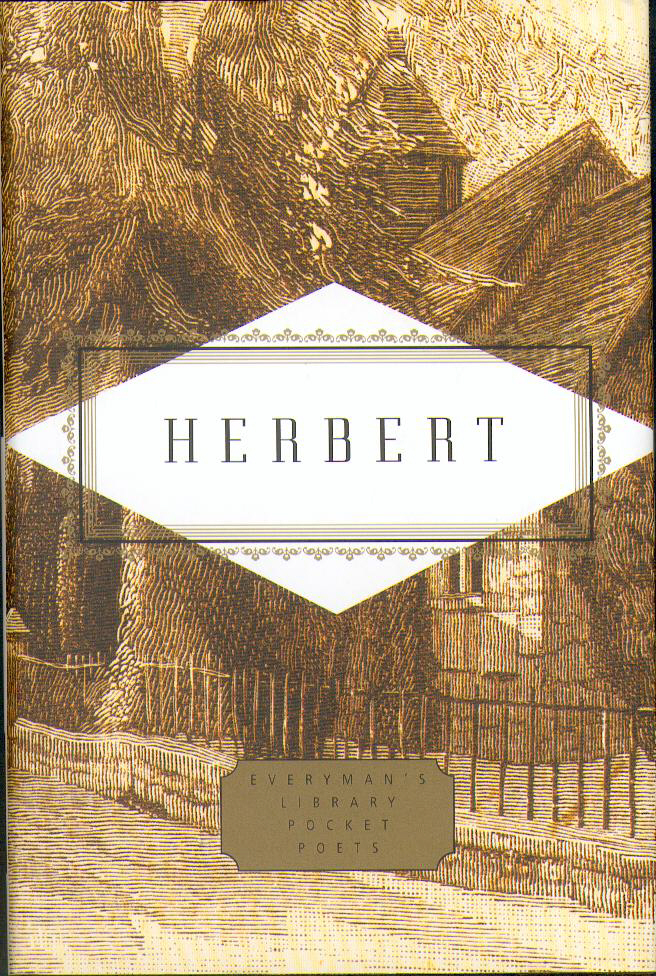 Herbert Poems l pastan an early afterlife – poems