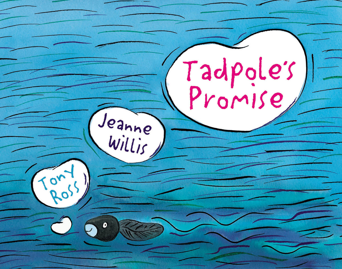 Tadpole's Promise what she left
