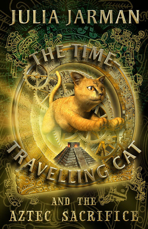 The Time-Travelling Cat and the Aztec Sacrifice the eyes of the cat