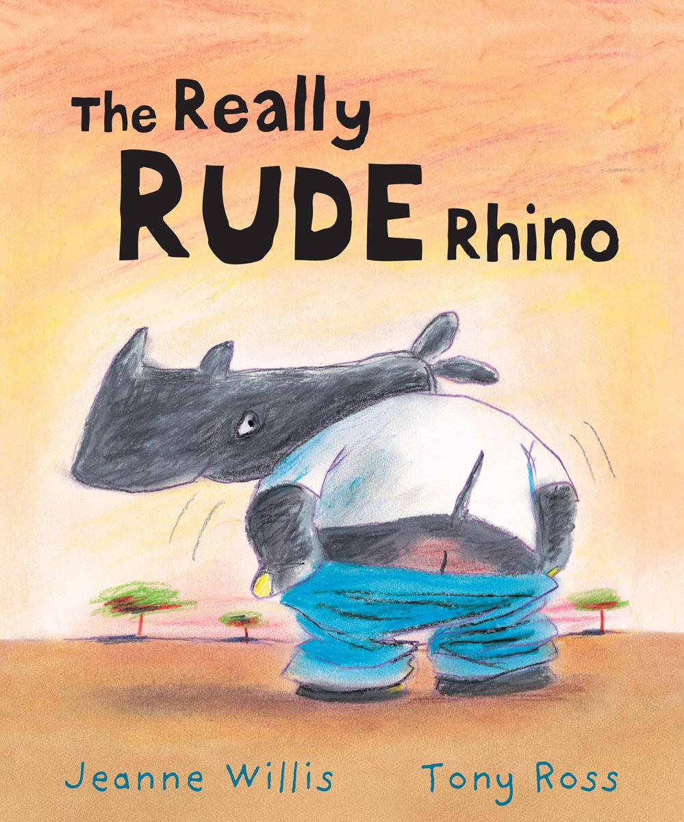 The Really Rude Rhino rude awakening