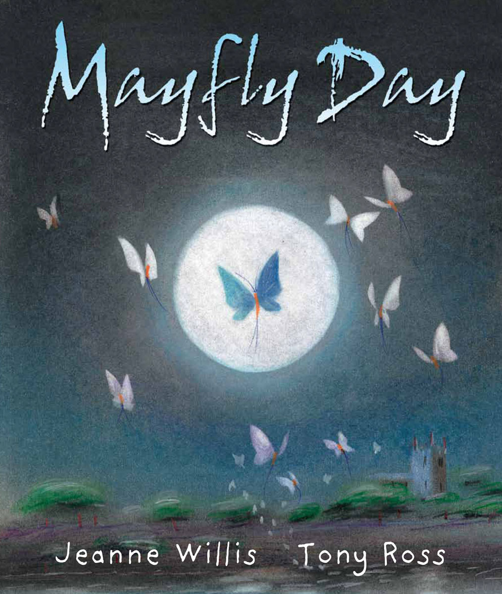 Mayfly Day lewis susan the moment she left