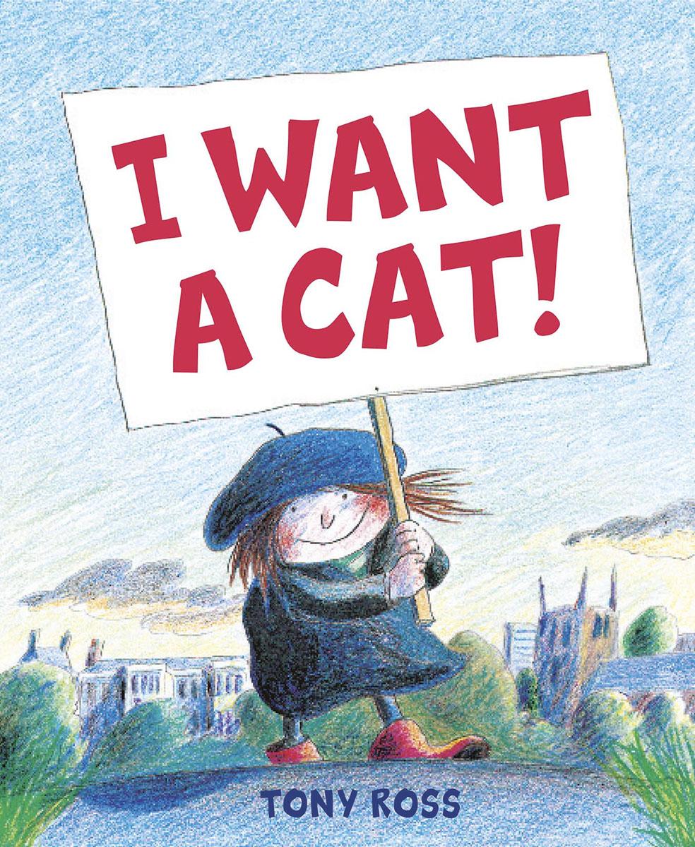 I Want a Cat! i want a pet