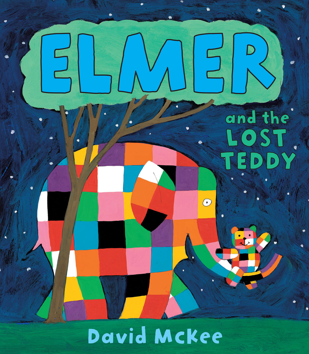 Купить Elmer and the Lost Teddy,