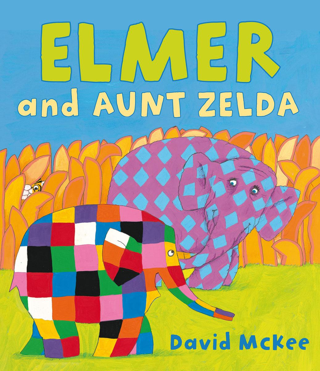 Elmer and Aunt Zelda elmer and super el
