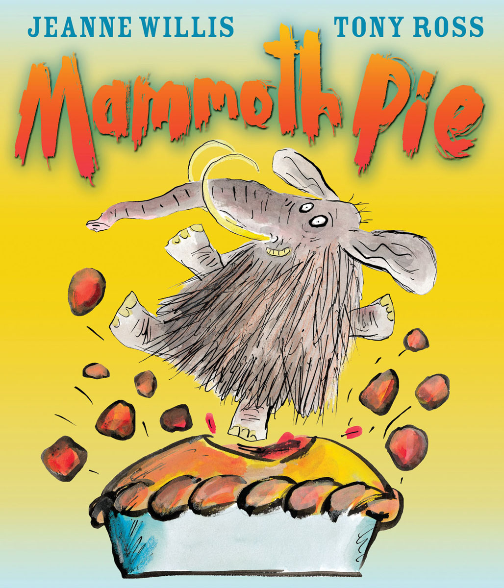 Mammoth Pie caveman dave