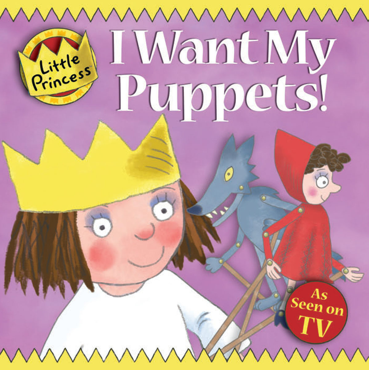I Want My Puppets! what she left