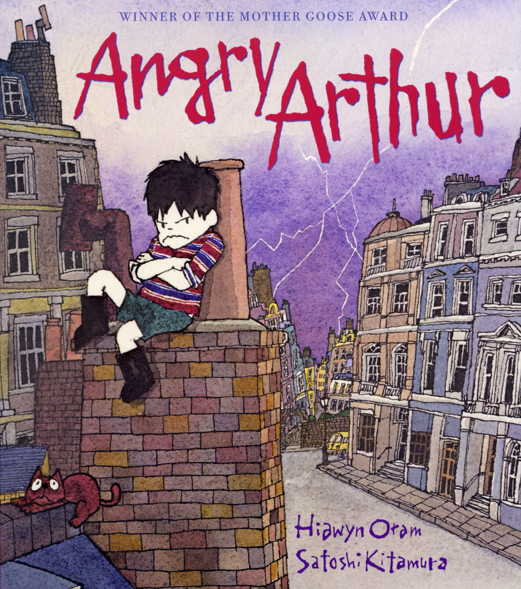 Angry Arthur king arthur and his knights