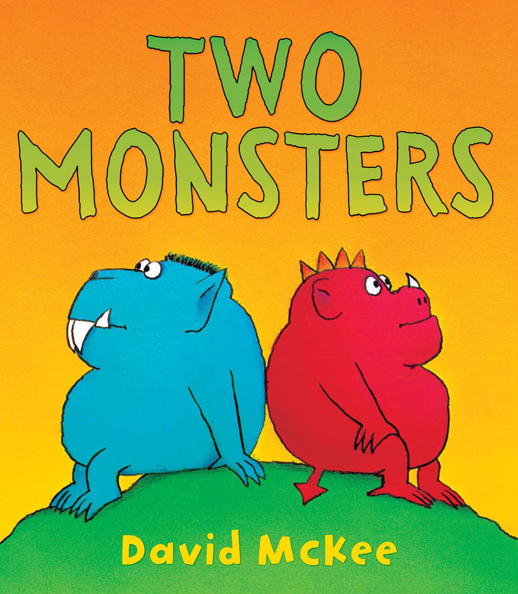 Two Monsters destroy all monsters grow live monsters