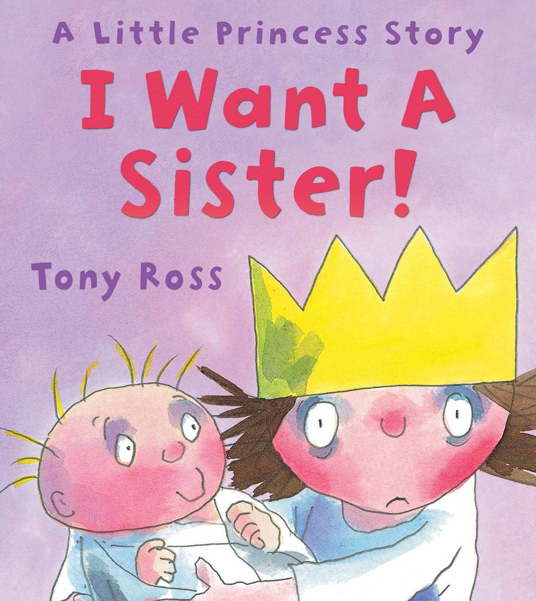 I Want a Sister!