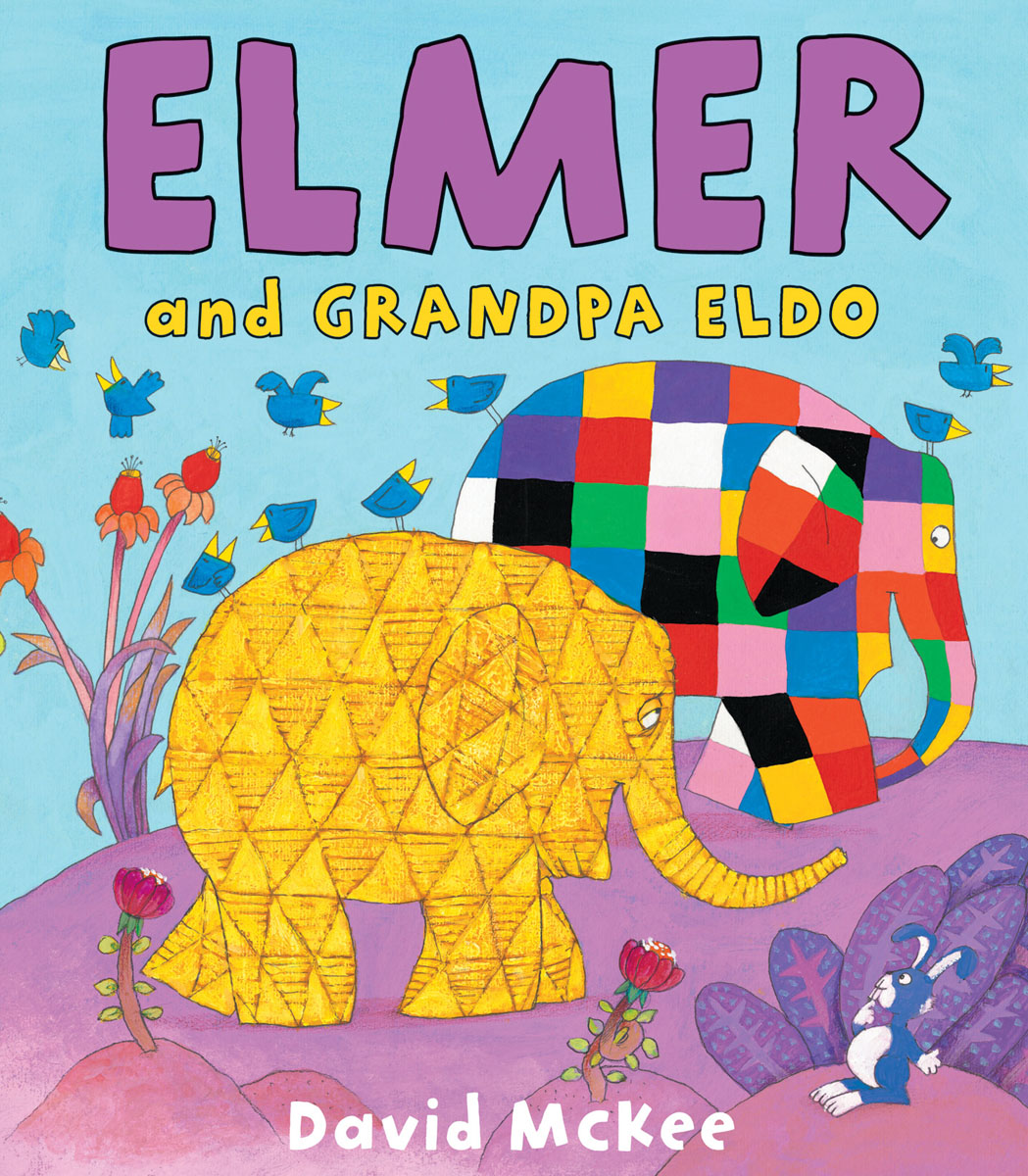 цена на Elmer and Grandpa Eldo