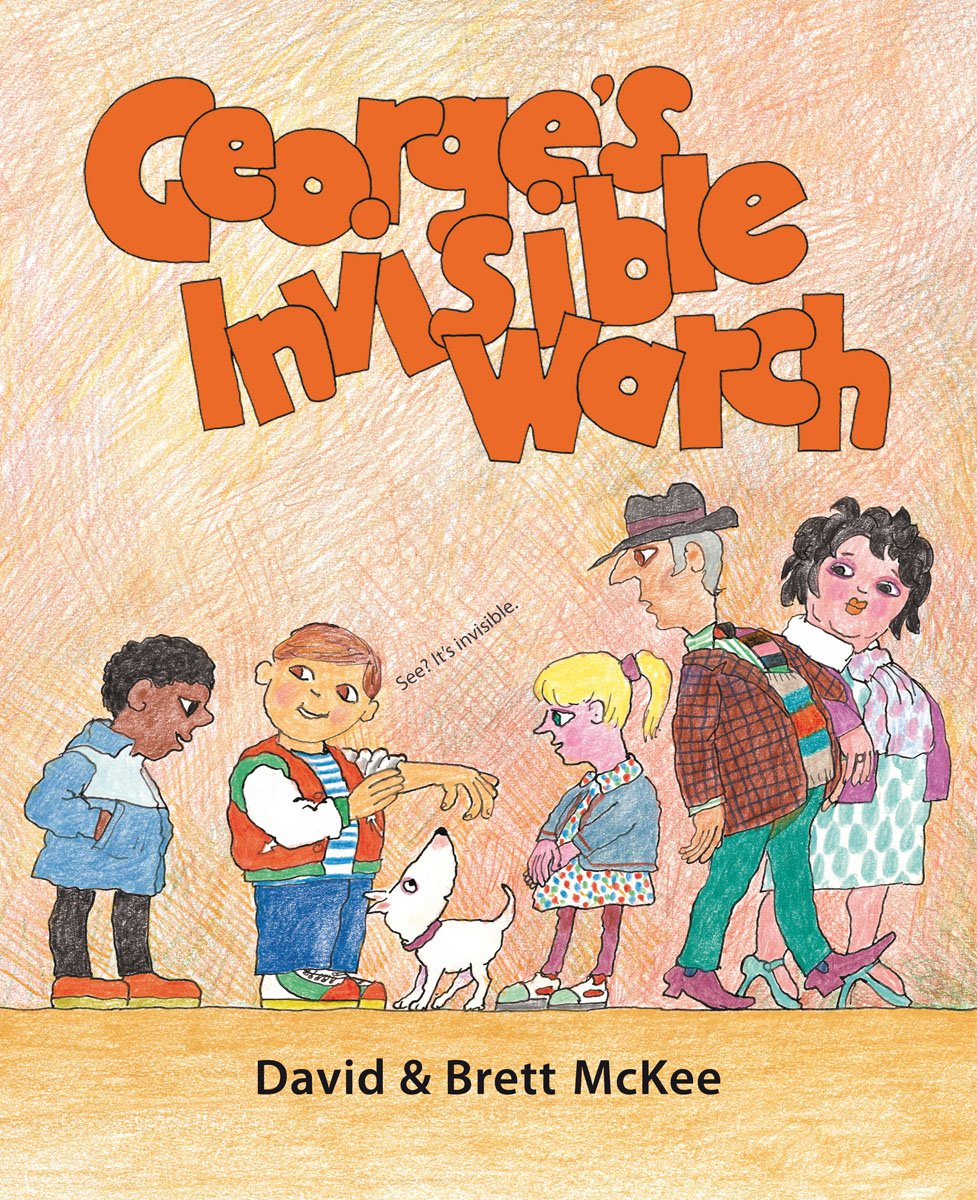 George's Invisible Watch chris wormell george and the dragon