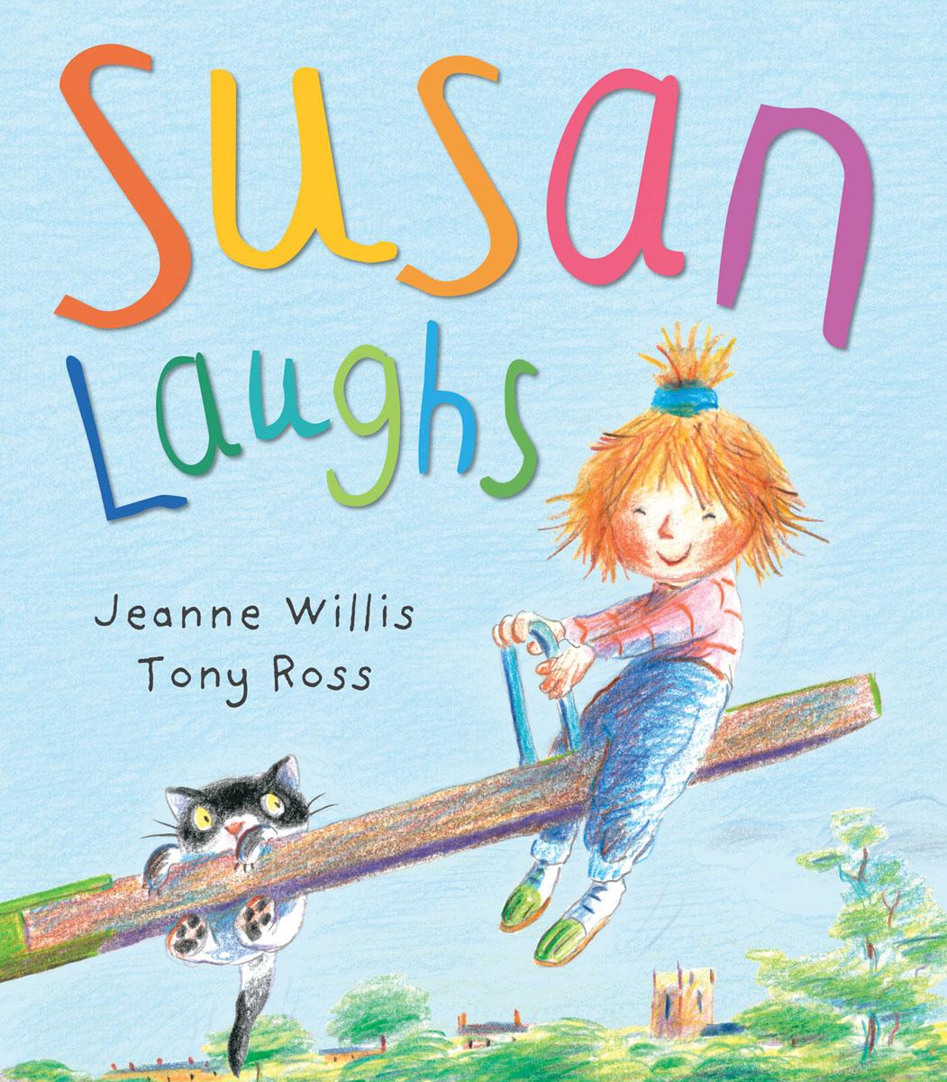 Susan Laughs lewis susan the moment she left