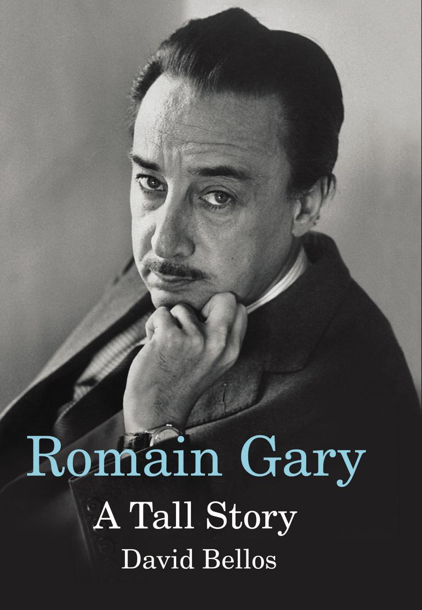 Romain Gary the incarnations