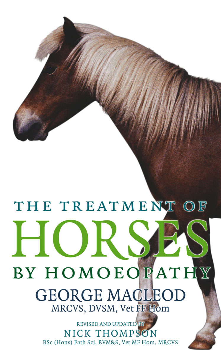 Treatment Of Horses By Homoeopathy horses