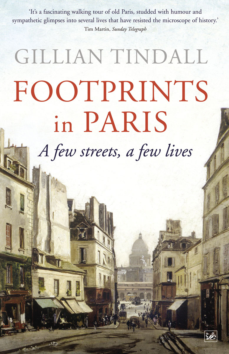 Footprints in Paris