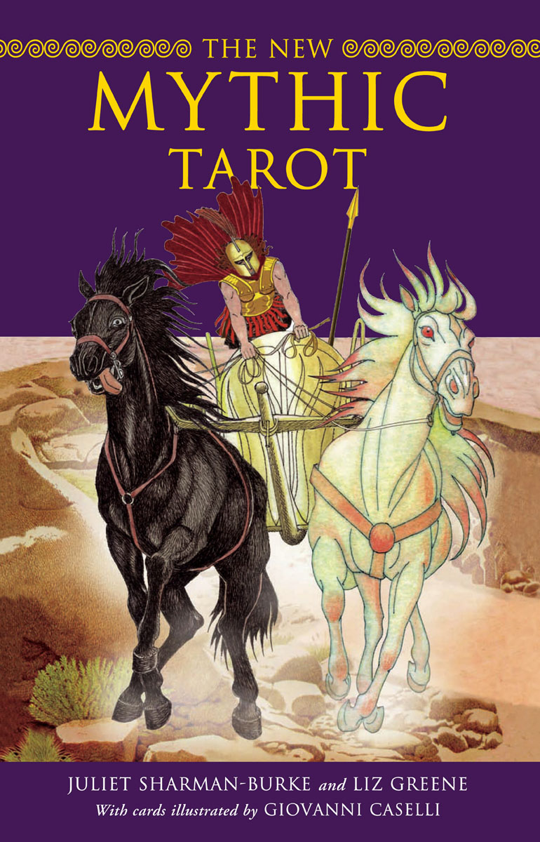 The New Mythic Tarot Pack карты таро the magician universal waite tarot deck