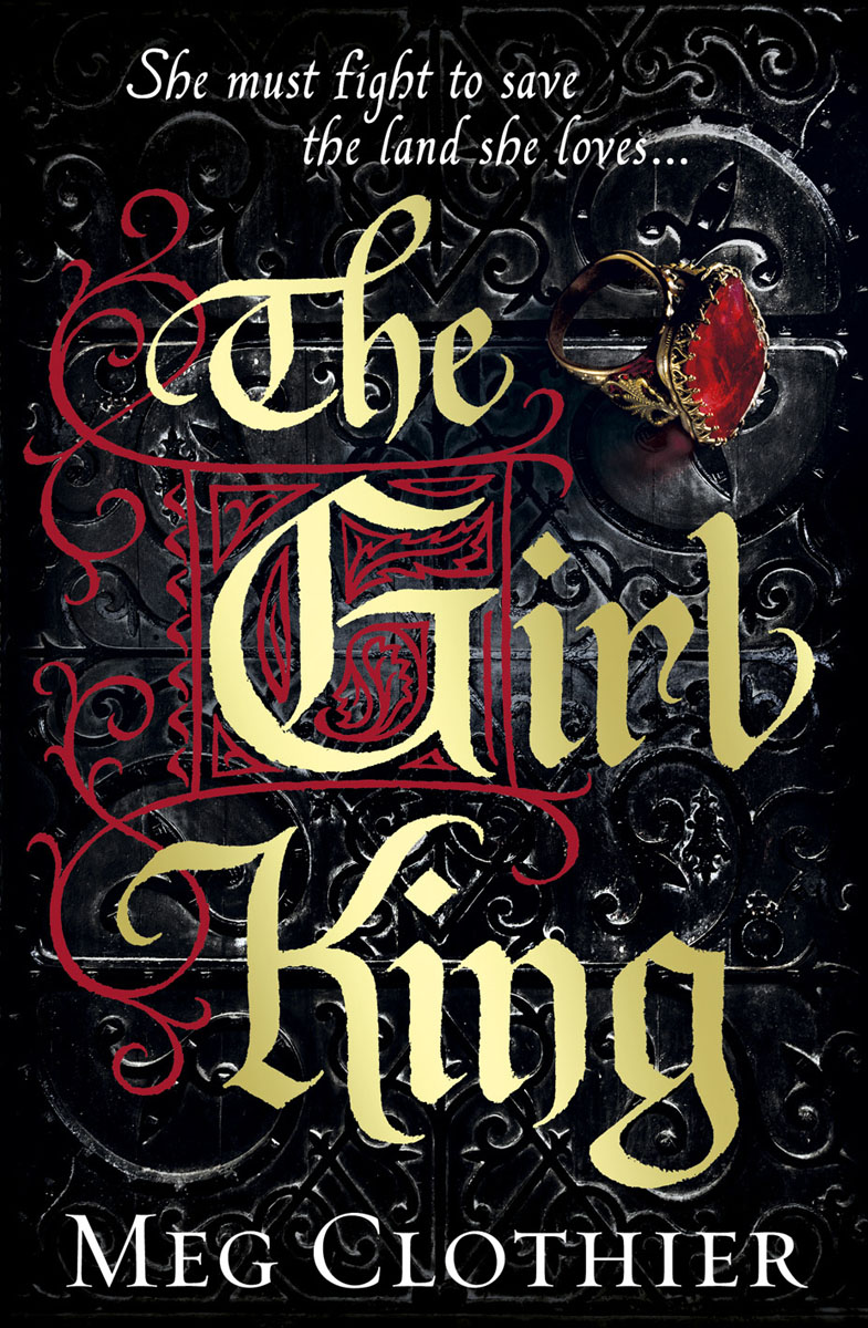 The Girl King heir of the cursed king