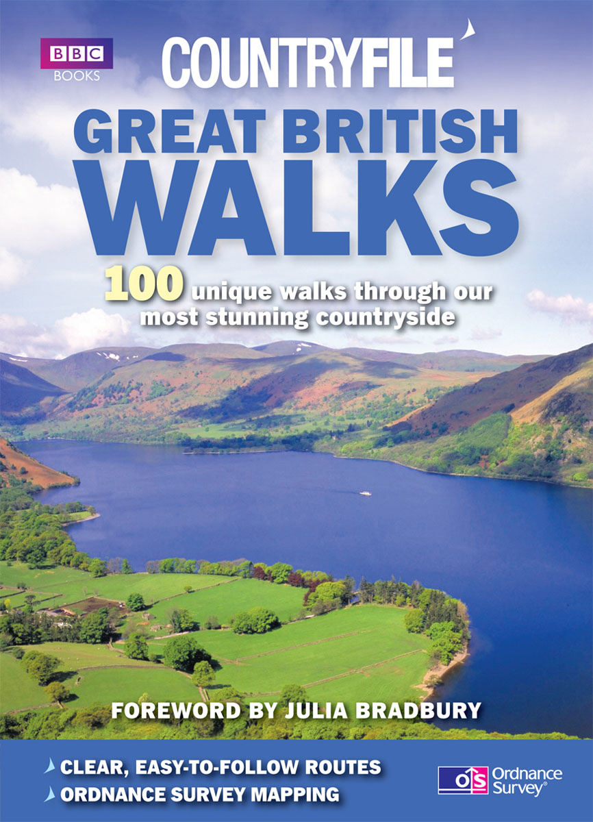 Countryfile: Great British Walks waterpulse professional oral care teeth cleaner irrigator electric oral irrigator dental flosser