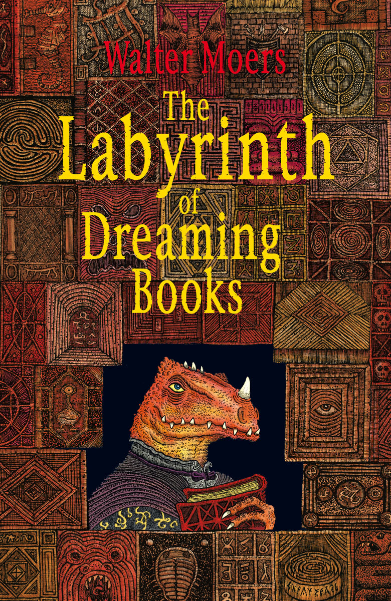 The Labyrinth of Dreaming Books labyrinth