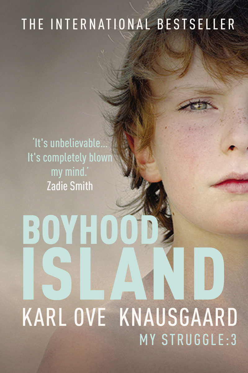 Boyhood Island the small island paradox