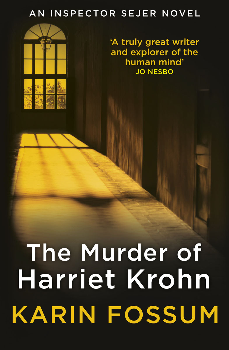 The Murder of Harriet Krohn how to murder the man of your dreams
