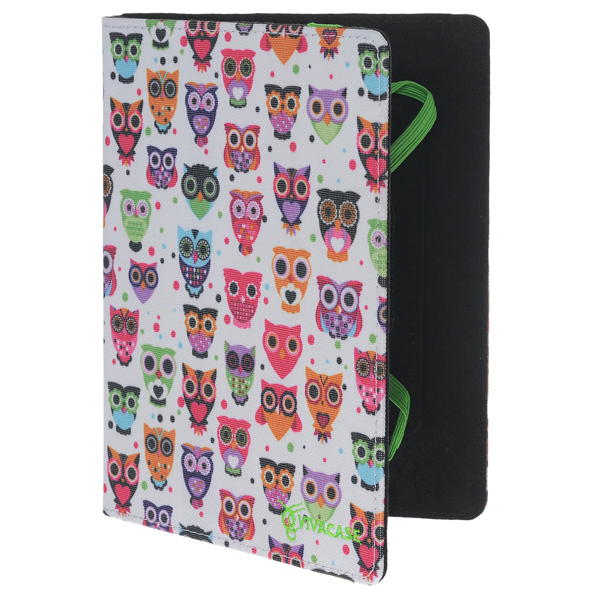 все цены на Vivacase Owl чехол для планшетов 8